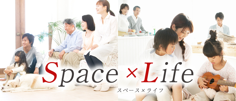 Space×Life